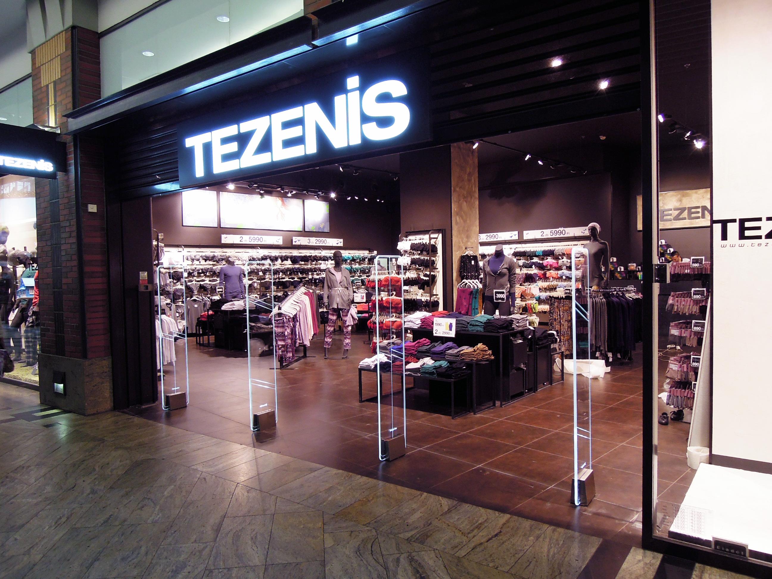 Магазин нижнего белья tezenis 2 фотография
